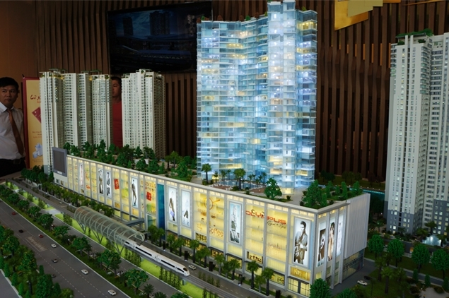 Công ty làm mô hình kiến trúc chuyên thiết kế và thi công các mô hình kiến trúc hàng đầu Việt Nam